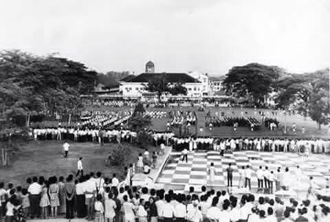Kemerdekaan Sarawak, 1963.