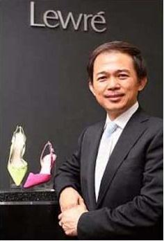 Dato Lewre Lew. Imej dari Malaysian Digest