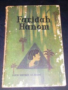 Novel Hikayat Faridah Hanom, perjuangkan nasib wanita. Imej dari goodreads