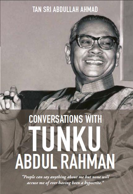Buku Tunku Abdul Rahman