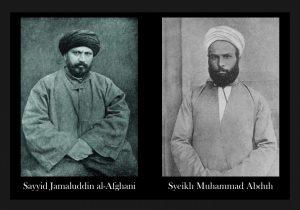 Dua reformis yang bawa pemikiran baru kepada masyarakat Islam dunia.