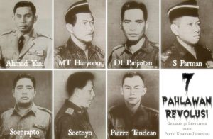 Antara pegawai tinggi tentera yang terkorban dalam peristiwa Gestapo. Imej dari Wizamisasi