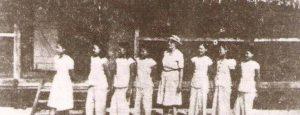 Sekolah Perempuan Methodist (1940). Imej dari thepatriots.