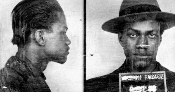 Malcolm X zaman muda remaja.