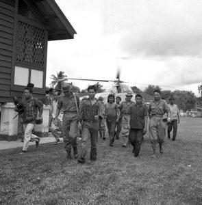Penceroboh Indonesia yang ditahan di Pontian, Johor. Imej dari Photobucket
