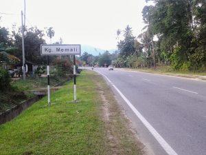 Kg. Memali terletak di mukim Siong,Baling,Kedah. Imej dari botaonline.blogspot