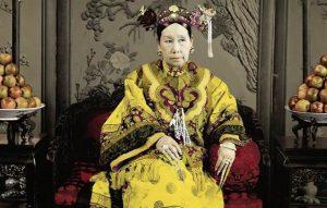 Maharani Balu Cixi berkuasa dalam Dinasti Qing selama 47 tahun. Imej dari China Times.