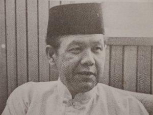 Dato' Harun Idris jadi Menteri Besar Selangor selama 12 tahun. Imej dari sustainablelivinginstitute.blogspot