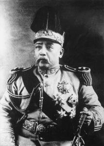 Yuan Shikai pernah isytihar dirinya sebagai Maharaja Hingxian. Imej dari History.com