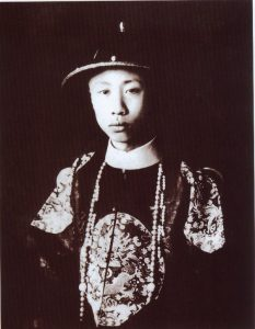 Pu Yi masa berumur 16 tahun. Imej dari Wikipedia.