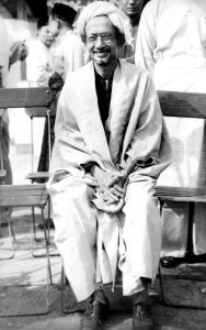 Sheikh Abdullah Fahim. Imej dari Pejabat Tun Abdullah Badawi.