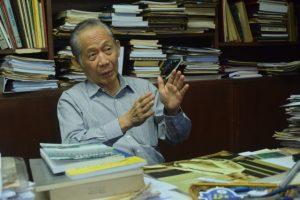 Prof Emeritus Tan Sri Dato Dr Khoo Kay Kim.