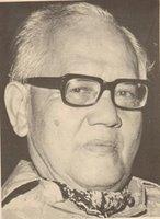Nasionalis, Ishak Hj Muhammad (Pak Sako) pernah dipenjara dua kali kerana tulisan dan perjuangannya. Imej dari pnmdigital.gov