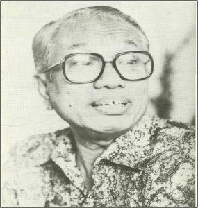 Musa Ahmad, bekas Pengerusi PKM. Imej dari sokmo.net.