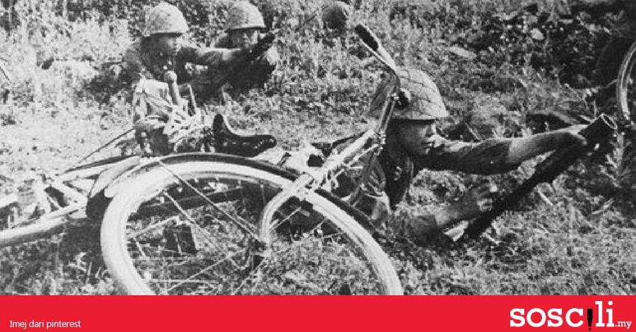 Sebenarnya Kenapa Tentera Jepun Guna Basikal Untuk Menawan Tanah Melayu Soscili